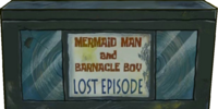 Mermaid Man & Barnacle Boy Lost Episode