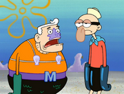 Mermaid Man & Barnacle Boy VI The Motion Picture 122