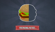 SpongeBob, You're Fired! (online game) - Preparing patties