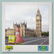 SpongeBob & Patrick Travel the World - UK 1