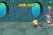Squidward's Sneak Peek - Gary gets the gift