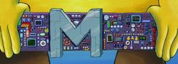 Mermaid Man's Belt