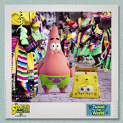 SpongeBob & Patrick Travel the World - Brazil 1