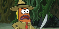 Forest Ranger's Machete