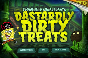 Dastardly Dirty Treats