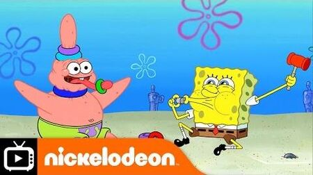 SpongeBob SquarePants Baby Talk Nickelodeon