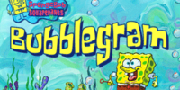 SpongeBob's Bubblegram Game