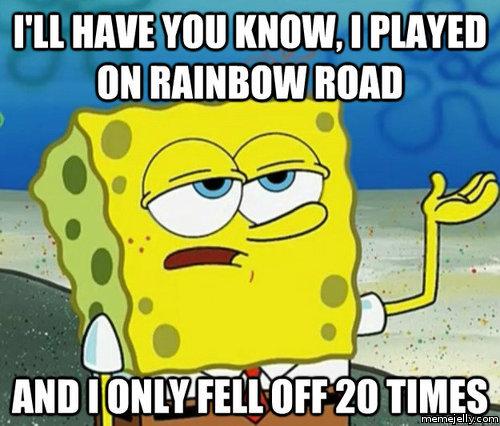 File:SpongeBobRainbowRoadMeme.jpg