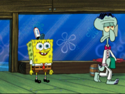 Squidward in Penny Foolish-22