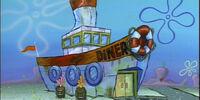 Diner/gallery