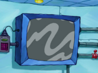 SpongeBob SquarePants Karen the Computer Static-1