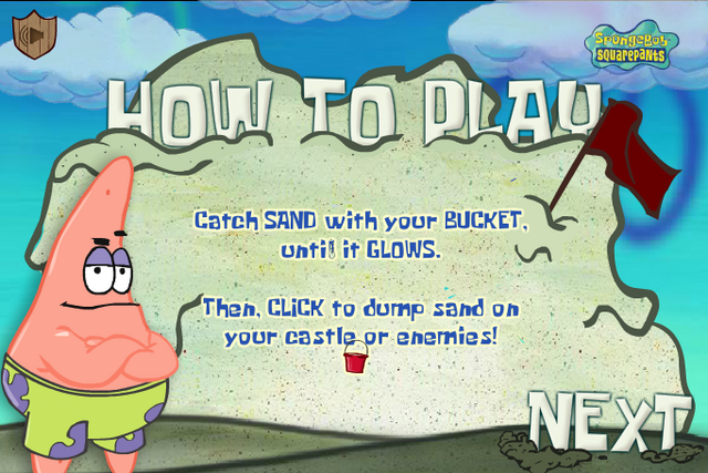 File:Sand Castle Hassle How to Play screen 1.png