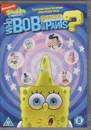 WhoBob WhatPants New DVD