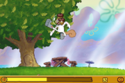 Sandy Chop Chop - Gameplay