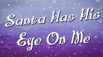 SpongeBob - Santa Has His Jolly Little Eyes on Me (Instrumental)