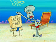 Squidward Tentacles in Sun Bleached-14