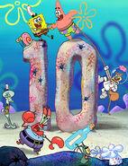 Spongebob-10-yil