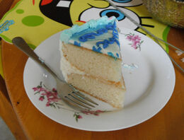 Jensonk's birthday cake piece
