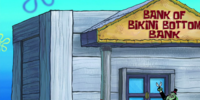 Bank of Bikini Bottom Bank