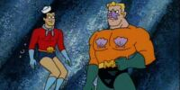 Mermaid Man and Barnacle Boy (gallery)