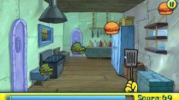 SpongeBob SquarePants Krabby Katch
