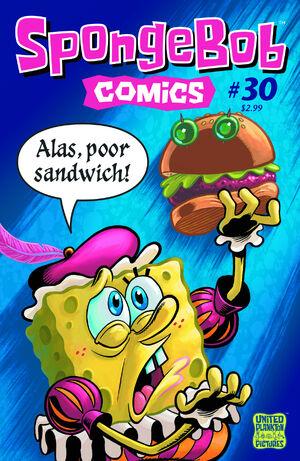 SpongeBobComicsNo30
