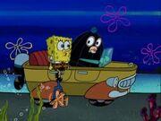 Mrspuff steals boat