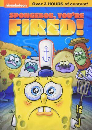 SpongeBob You're Fired DVD