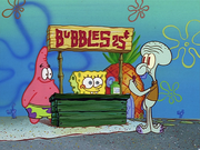 Bubblestand 107