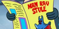 Man Ray Style