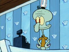 Squidward Design 3