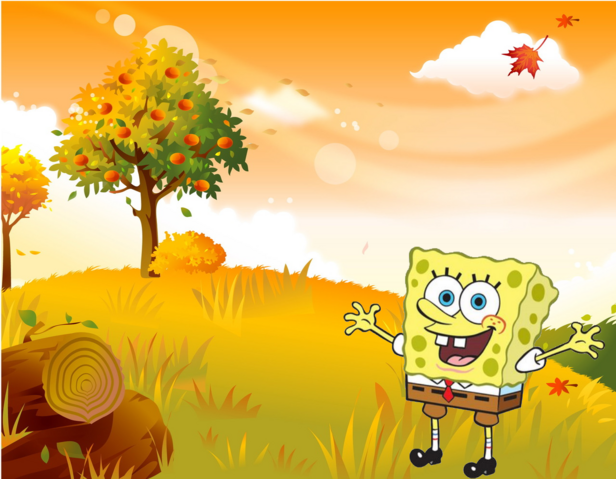 File:SpongeBob Fall Image 1 ChocolateBrownieBoy.png