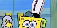 Krusty Krab Employee Hat