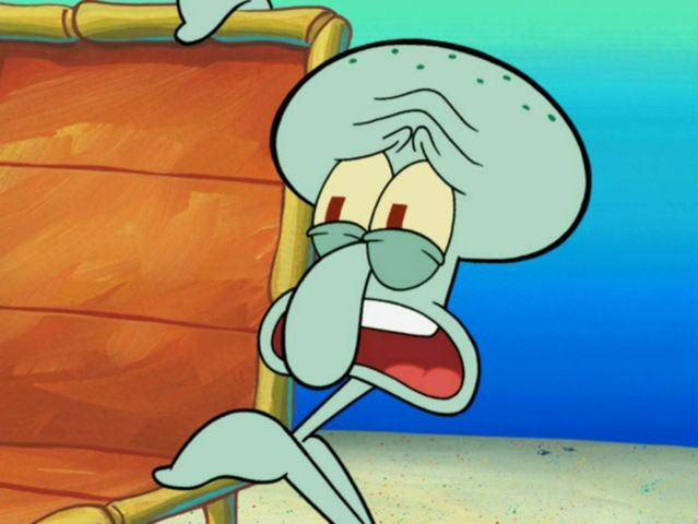 File:Squidward Tentacles in Sun Bleached-7.png