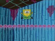 Spongebob & 13 Jellyfish