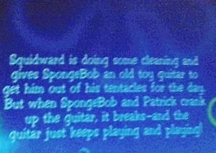 File:Spongebob Book- TheSong That Never Ends Back Cover Summary.jpg
