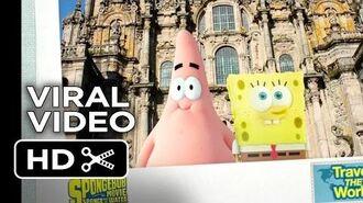 The SpongeBob Movie Sponge Out of Water VIRAL VIDEO - Spain 2 (2015) - Animated Movie HD