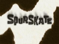 Spurskate