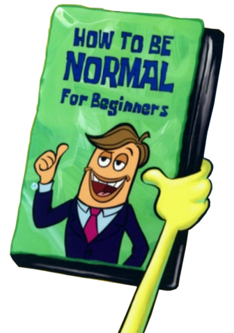 File:How to Be Normal.png