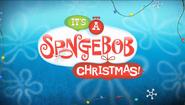 It's a SpongeBob Christmas! title