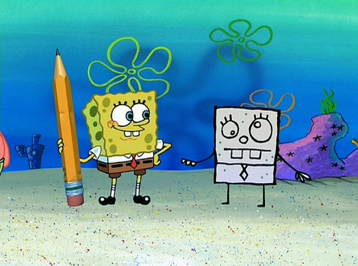 Help writing my paper spongebob