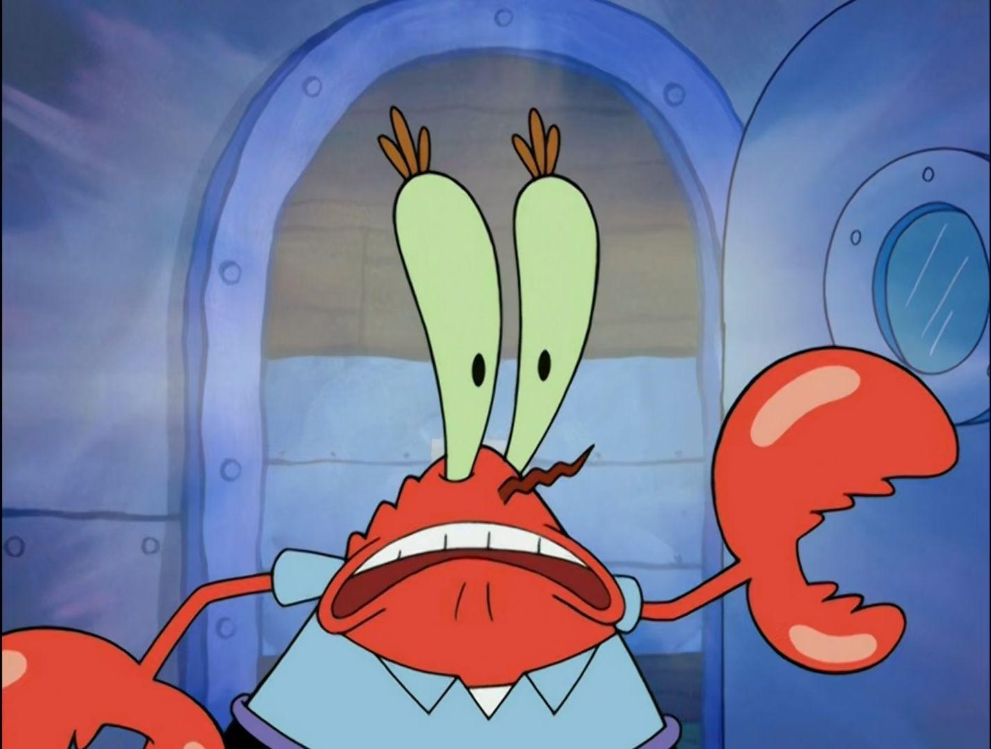 image the surprised mr krab jpg encyclopedia spongebobia