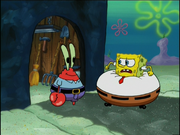 Mr. Krabs in The Sponge Who Could Fly-13