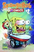 SpongeBobComicsNo02