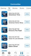 Wikia Fan App for SpongeBob - iPhone 4
