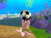 3D Patrick & 1 Soccer Ball