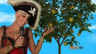 Spongebob We've Got Scurvy (instrumental)