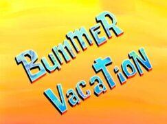 Bummer Vacation