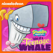 SpongeBob SquarePants Pearl Krabs Tales of a Teenage Whale iTunes Cover Image Nickelodeon