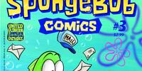 SpongeBob Comics No. 3